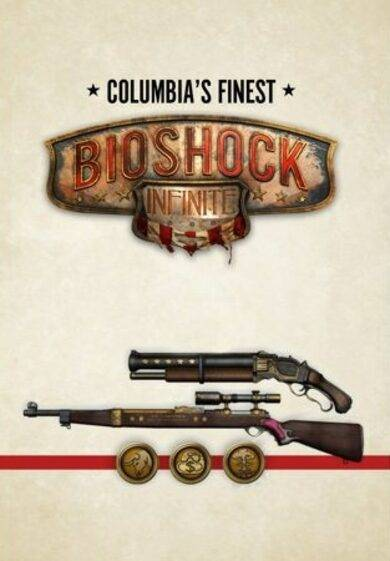 2K / Aspyr (Mac) BioShock Infinite - Columbias Finest (DLC) Steam Key EUROPE
