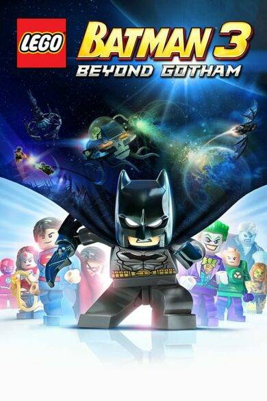 Warner Bros Interactive Entertainment LEGO: Batman 3 - Beyond Gotham Steam Key GLOBAL