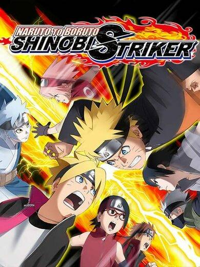 Bandai Namco Games Naruto to Boruto: Shinobi Striker Steam Key GLOBAL