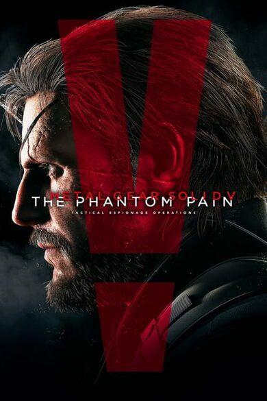 Konami Metal Gear Solid V: The Phantom Pain Steam Key GLOBAL