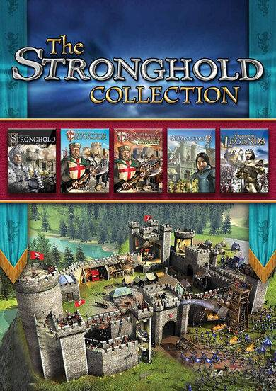 2K Games The Stronghold Collection Steam Key GLOBAL