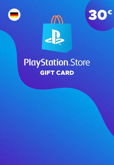 Sony Computer Entertainment Playstation Network Card 30 EUR (DE) PSN Key GERMANY