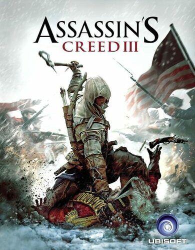 Ubisoft Assassins Creed 3 Uplay Key EUROPE