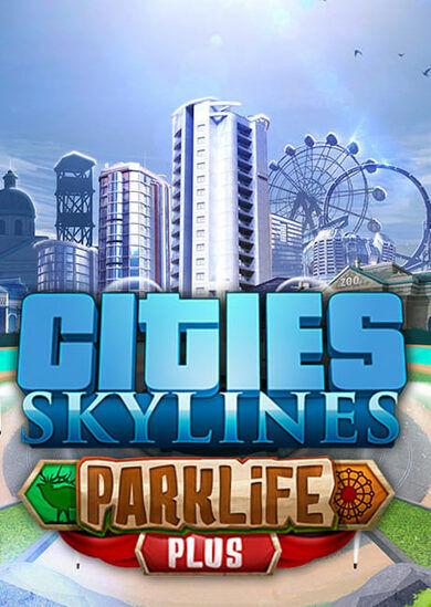 Paradox Interactive Cities: Skylines - Parklife Plus (DLC) Steam Key GLOBAL