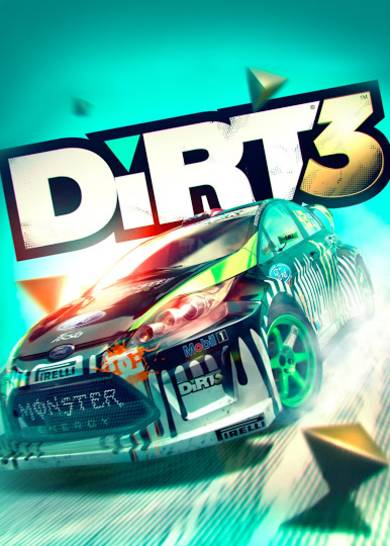 Codemasters Software Dirt 3 (Complete Edition) Steam Key GLOBAL