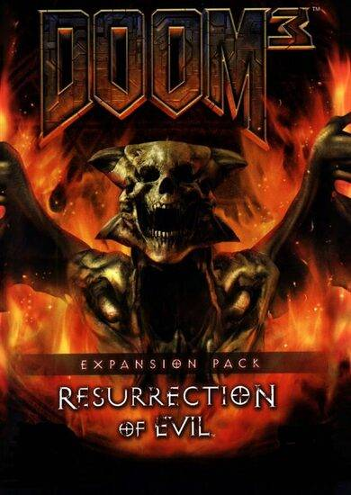 id Software Doom 3: Resurrection of Evil Steam Key EUROPE