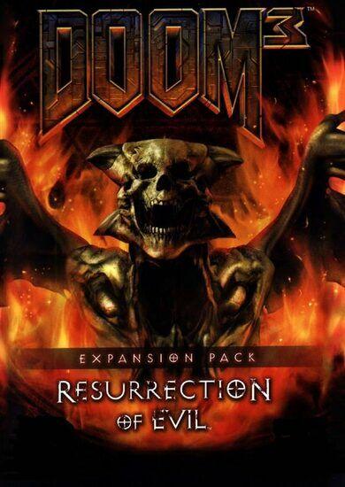 id Software Doom 3: Resurrection of Evil Steam Key EUROPE