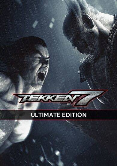 BANDAI NAMCO Entertainment Tekken 7 - Ultimate Edition Steam Key GLOBAL