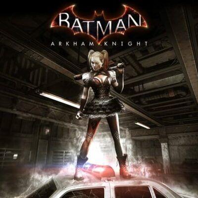 Warner Bros Interactive Entertainment Batman: Arkham Knight - Harley Quinn (DLC) Steam Key GLOBAL