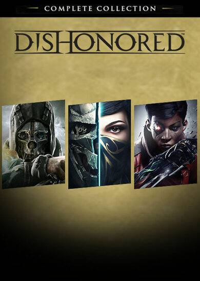 Bethesda-Softworks Dishonored: Complete Collection Steam Key EUROPE