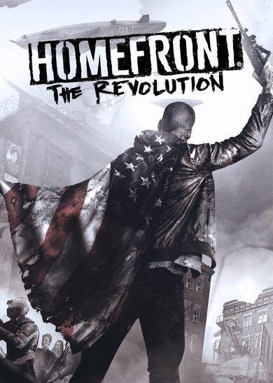 Koch Media Homefront: The Revolution - Revolutionary Spirit Pack (DLC) Steam Key EUROPE