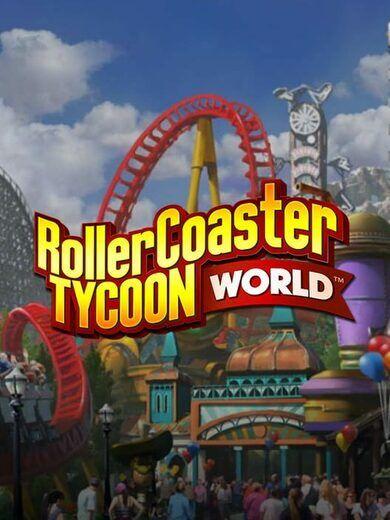 Atari / Infogrames RollerCoaster Tycoon World Steam Key GLOBAL