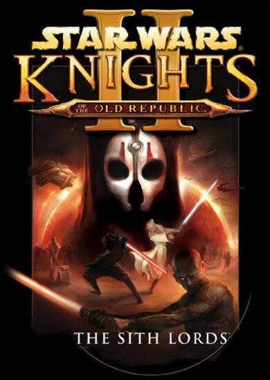LucasArts Star Wars: Knights of the Old Republic II - The Sith Lords Steam Key GLOBAL