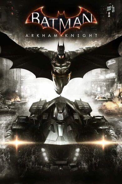 Warner Bros Interactive Entertainment Batman: Arkham Knight Steam Key GLOBAL