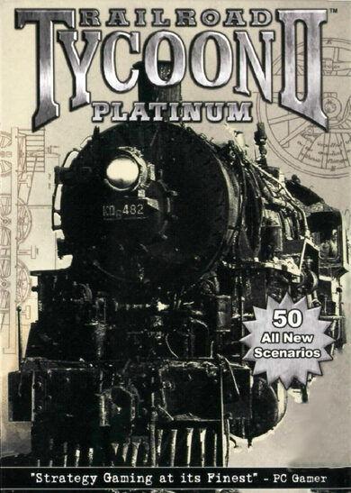 Take 2 Interactive Railroad Tycoon II (Platinum) Steam Key EUROPE