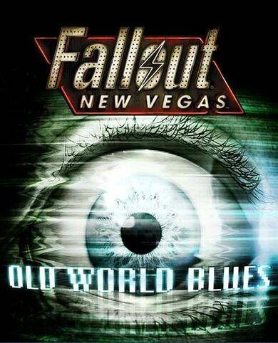 Bethesda Softworks Fallout New Vegas - Old World Blues (DLC) Steam Key EUROPE