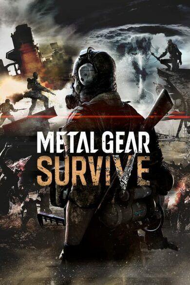 Konami Metal Gear Survive Steam Key GLOBAL