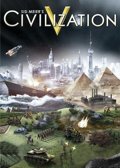 2K Games Sid Meier's Civilization V Steam Key GLOBAL