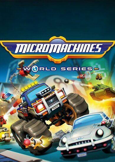 Codeminion Development Studios Micro Machines: World Series Steam Key GLOBAL