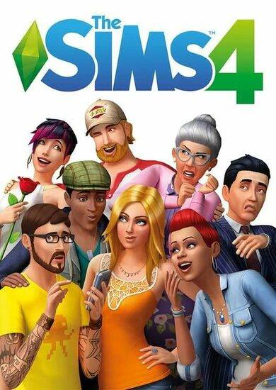 Electronic Arts Inc. The Sims 4 PL / RU / CZ Origin Key GLOBAL