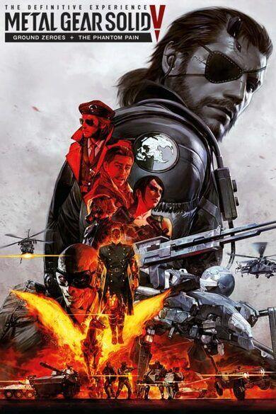 Konami Metal Gear Solid V: The Definitive Experience Steam Key GLOBAL