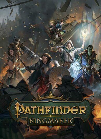 Deep Silver / Koch Media Pathfinder: Kingmaker Steam Key EUROPE