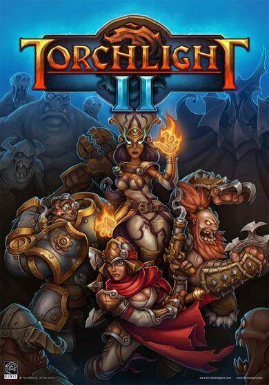 Runic Games Torchlight 2 Steam Key GLOBAL