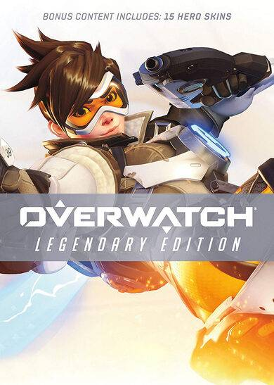 Activision Blizzard Overwatch (Legendary Edition) Battle.net Key EUROPE