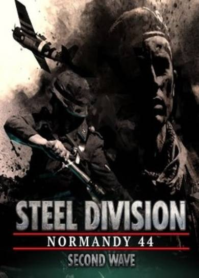 Paradox Interactive Steel Division: Normandy 44 - Second Wave (DLC) Steam Key GLOBAL
