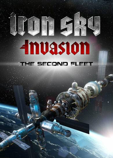 TopWare Interactive Iron Sky Invasion: The Second Fleet Steam Key GLOBAL