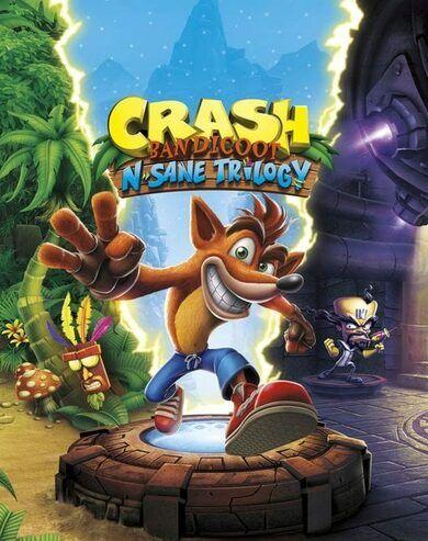 Activision Blizzard Crash Bandicoot N. Sane Trilogy Steam Key EUROPE
