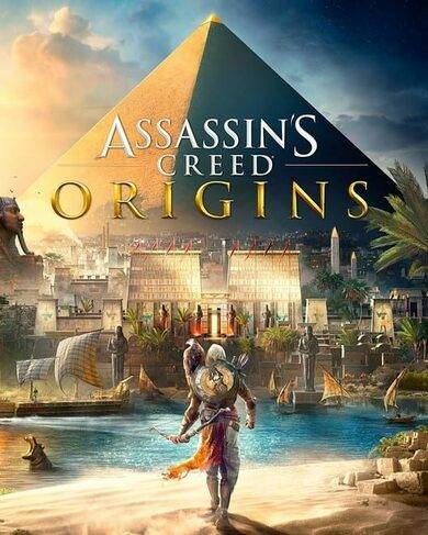 Ubisoft Assassin's Creed: Origins Uplay Key EUROPE