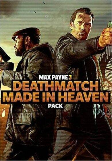 Paradox Interactive Max Payne 3 - Deathmatch Made in Heaven Pack (DLC) Steam Key EUROPE