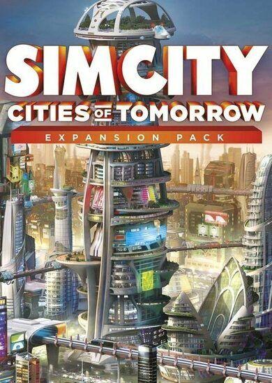 Electronic Arts Inc. SimCity: Cities of Tomorrow (DLC) Origin Key GLOBAL