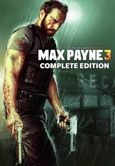 Take 2 Interactive Max Payne 3 (Complete Edition) Steam Key GLOBAL