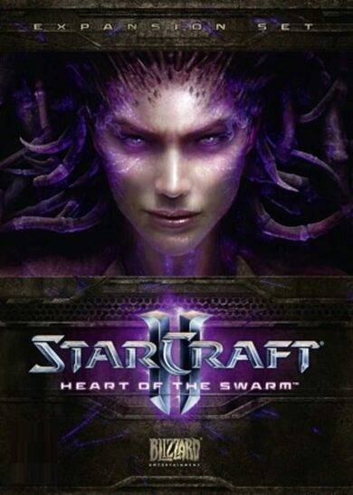 Blizzard Entertainment Starcraft 2: Heart of the Swarm Battle.net Key EUROPE