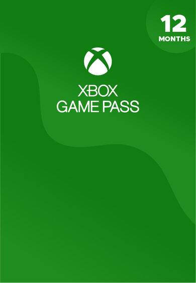 Microsoft Studios Xbox Game Pass 12 Months Xbox Live Key GLOBAL