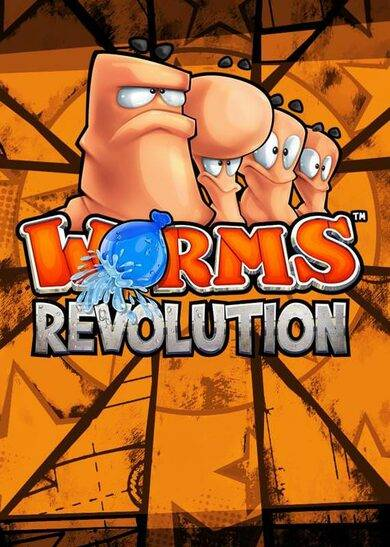 Team 17 Software Worms Revolution Steam Key GLOBAL