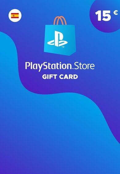 Sony Online Entertainment Playstation Network Card 15 EUR (ES) PSN Key SPAIN