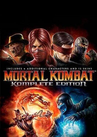 Warner Bros Interactive Entertainment Mortal Kombat (Komplete Edition) Steam Key GLOBAL