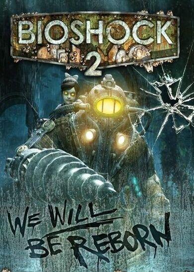 2K Games Bioshock 2 Steam Key GLOBAL
