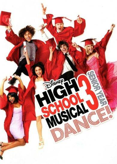 Disney Interactive Disney High School Musical 3: Senior Year Dance Steam Key EUROPE