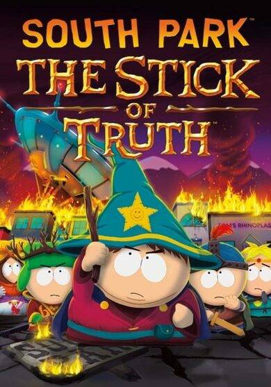 Ubisoft South Park: The Stick of Truth (Uplay) Uplay Key EUROPE