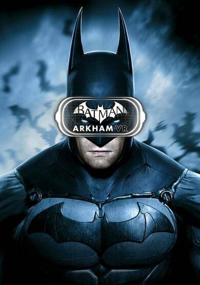 Warner Bros Interactive Entertainment Batman Arkham [VR] Steam Key GLOBAL