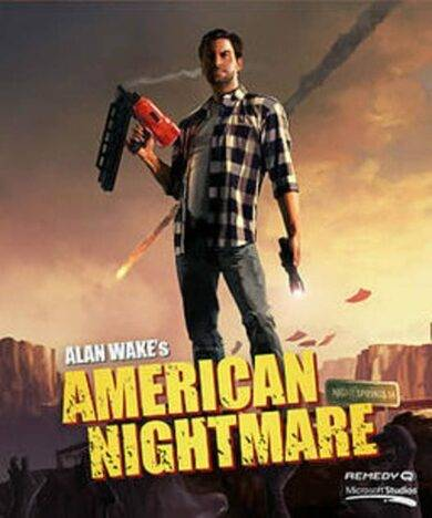 Remedy Entertainment Alan Wake: American Nightmare Steam Key GLOBAL