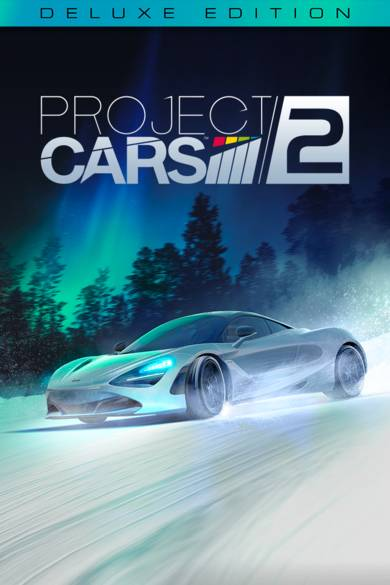BANDAI NAMCO Entertainment Project Cars 2 (Deluxe Edition) Steam Key GLOBAL