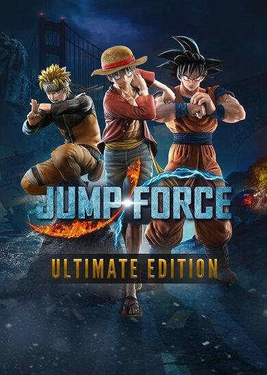 BANDAI NAMCO Entertainment Jump Force (Ultimate Edition) Steam Key GLOBAL