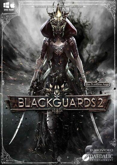 Daedalic Entertainment Blackguards 2 Steam Key GLOBAL