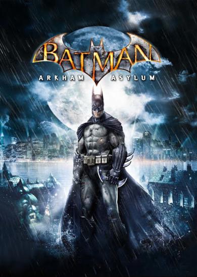 Square-Enix / Eidos Batman: Arkham Asylum (GOTY) Steam Key GLOBAL