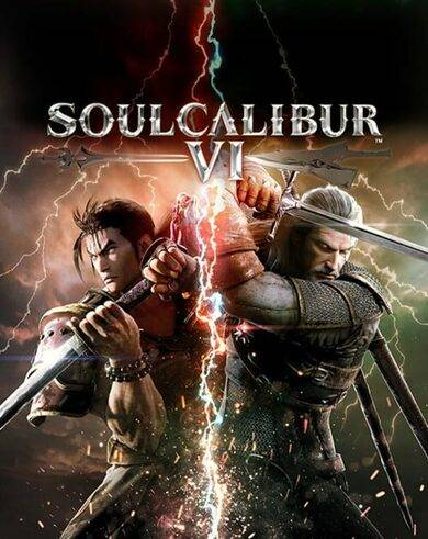 BANDAI NAMCO Entertainment Soulcalibur VI Steam Key GLOBAL